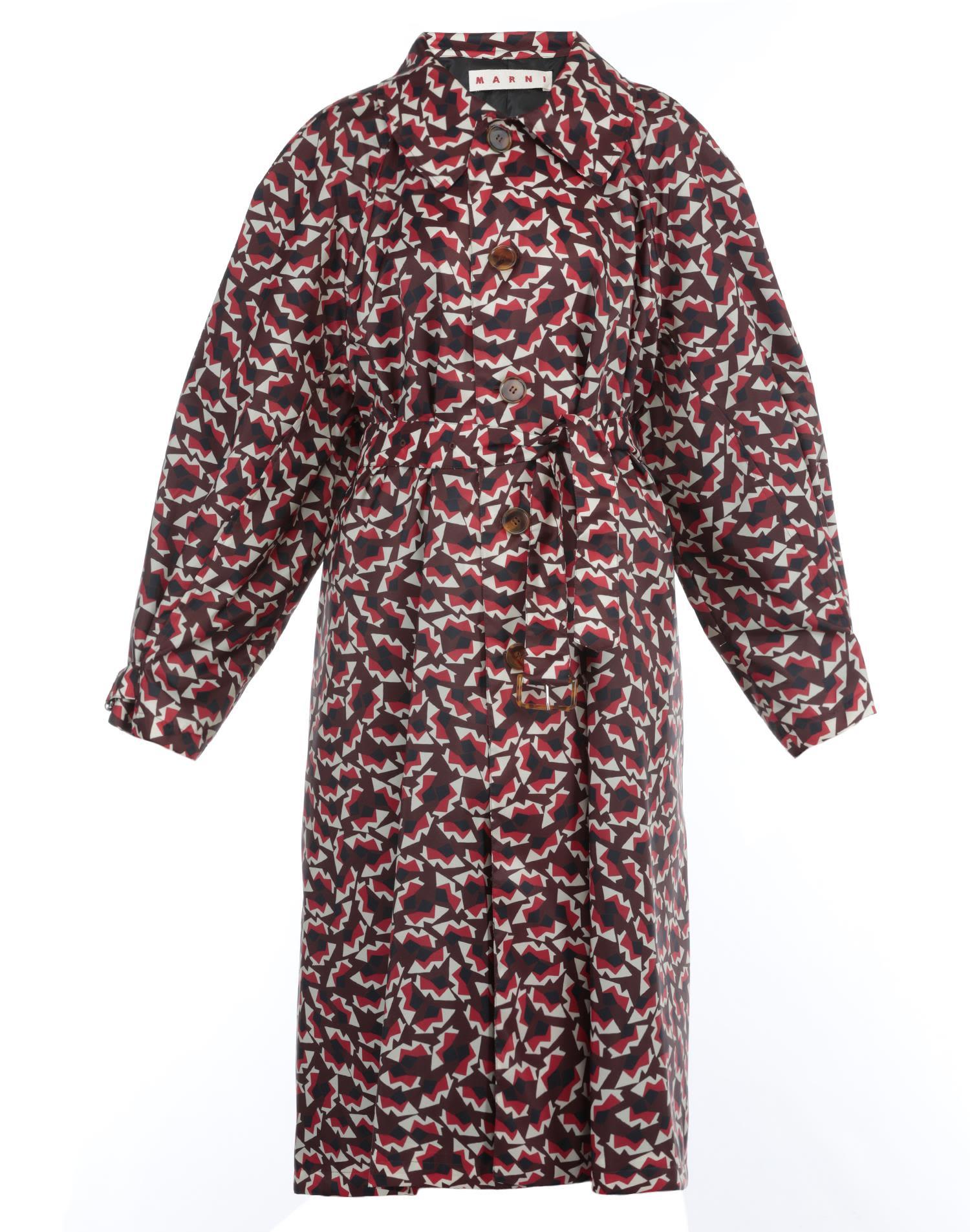 Marni Multicolor Raincoat