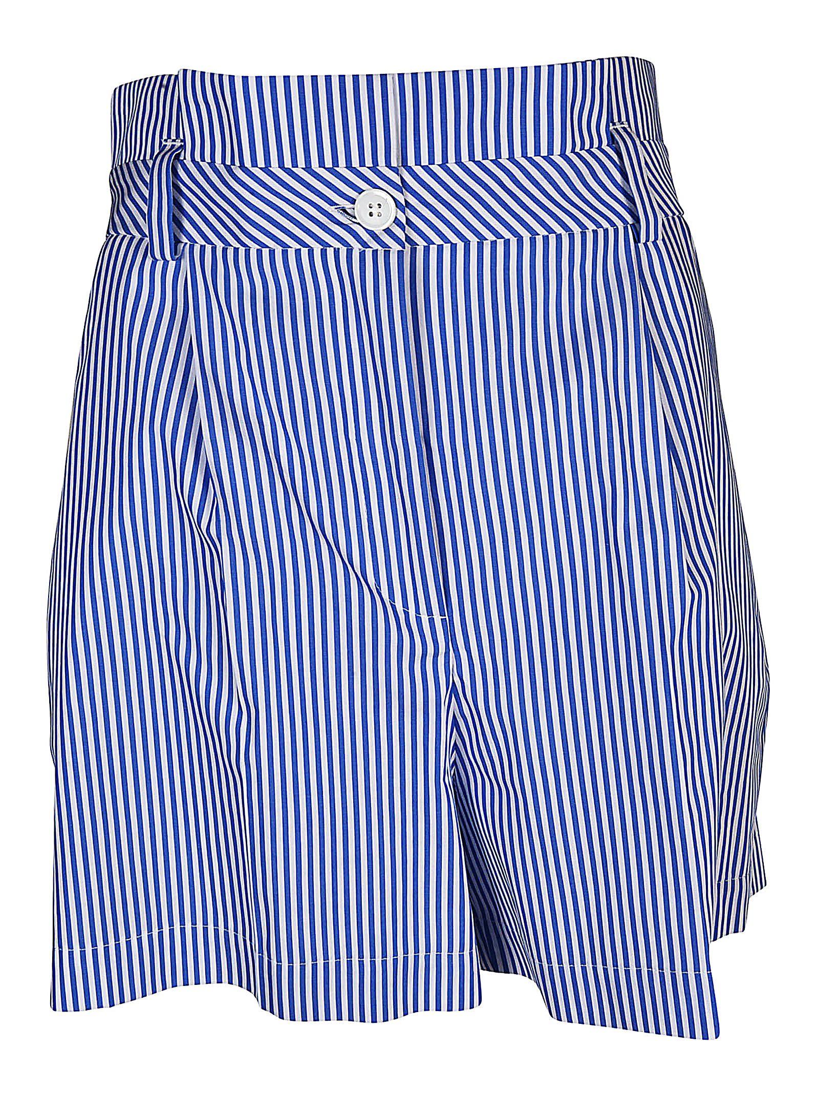 Ermanno Scervino Stripe Detailing Shorts