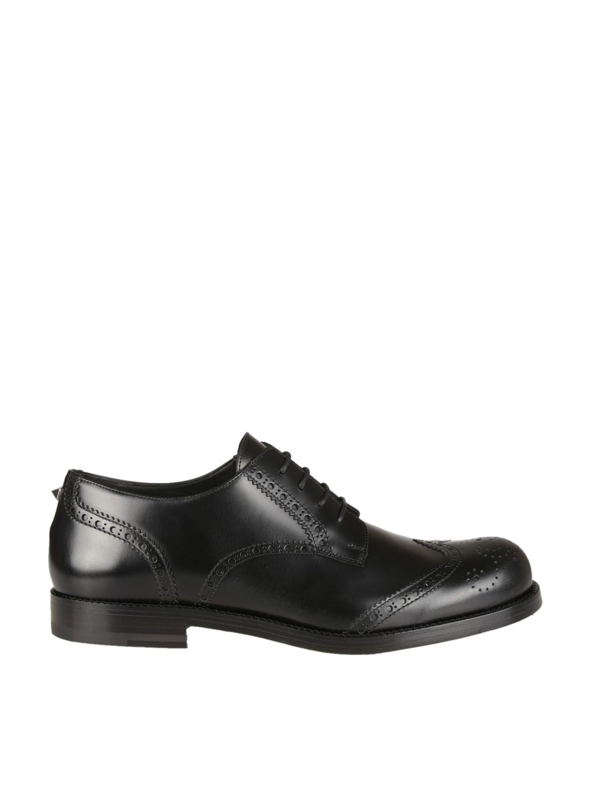 Valentino Classic Derby Shoes
