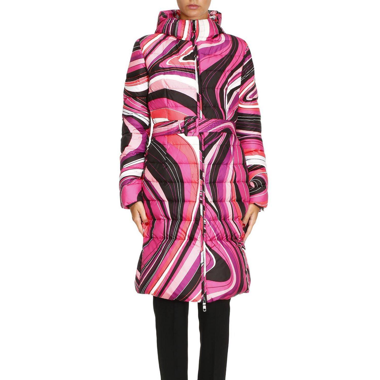 Jacket Jacket Women Emilio Pucci