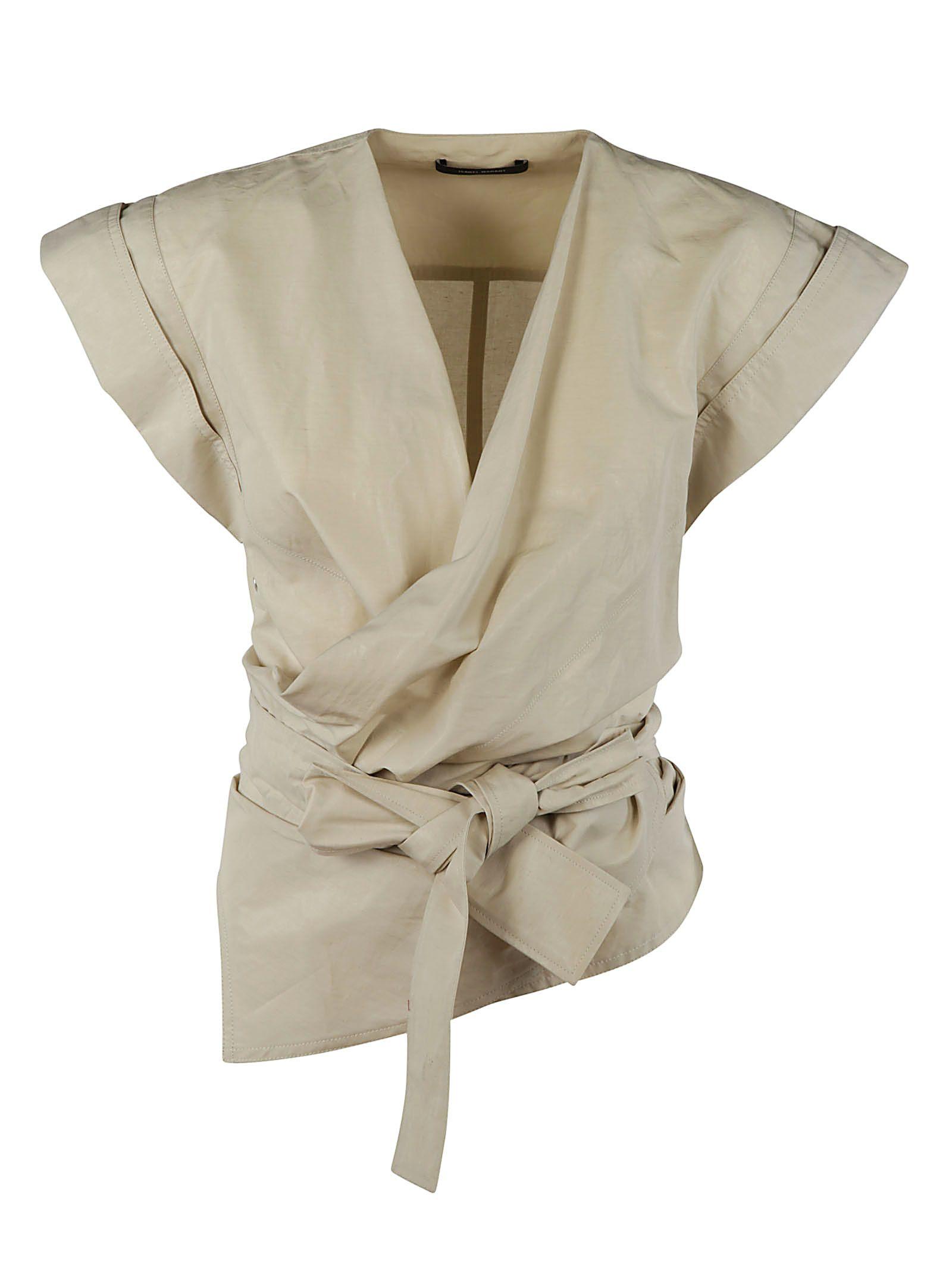 Isabel Marant Wrap Top