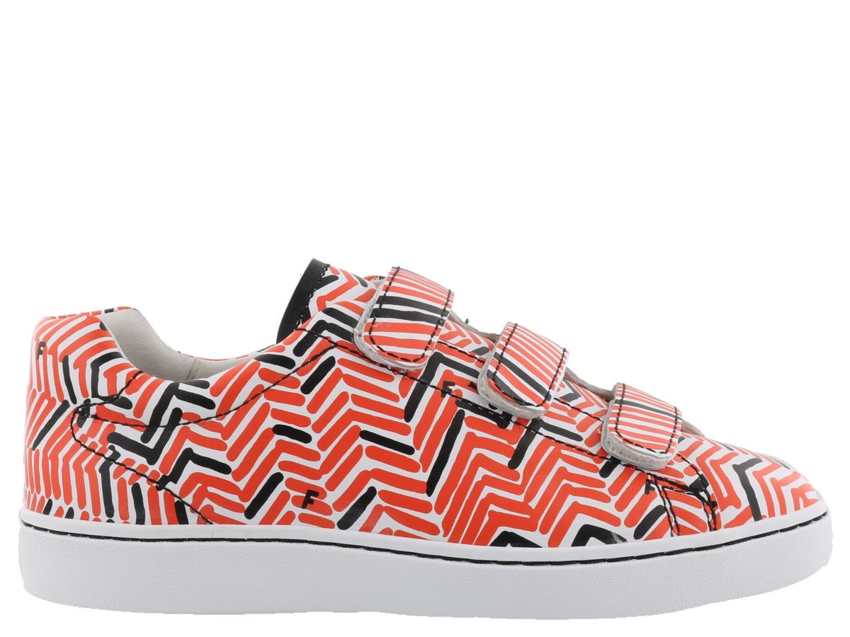 X Filip Pagowski Pharrel Tweed Sneakers in Multicolour