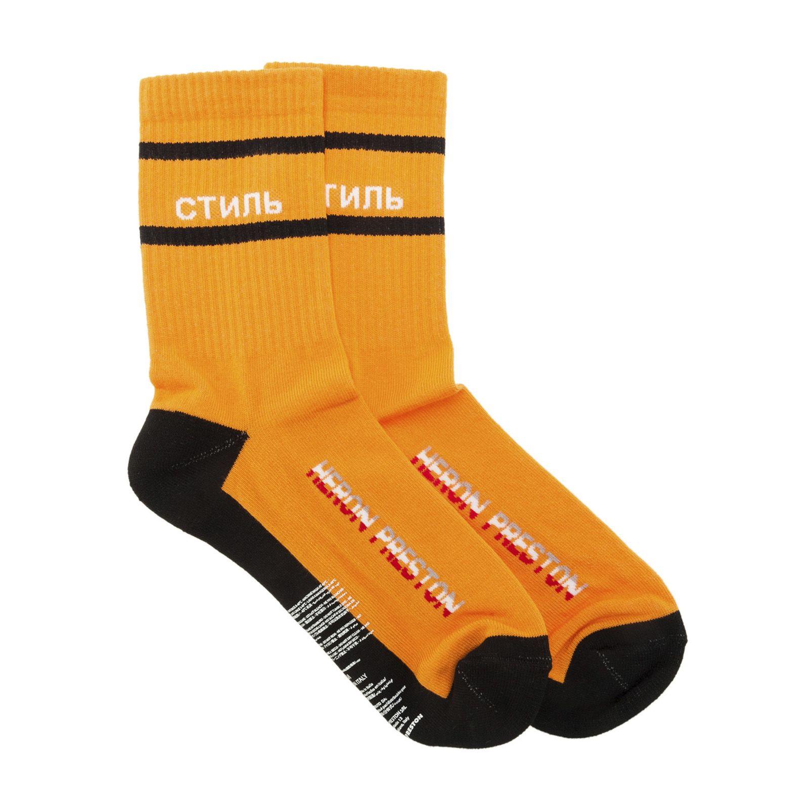 Heron Preston Style Socks