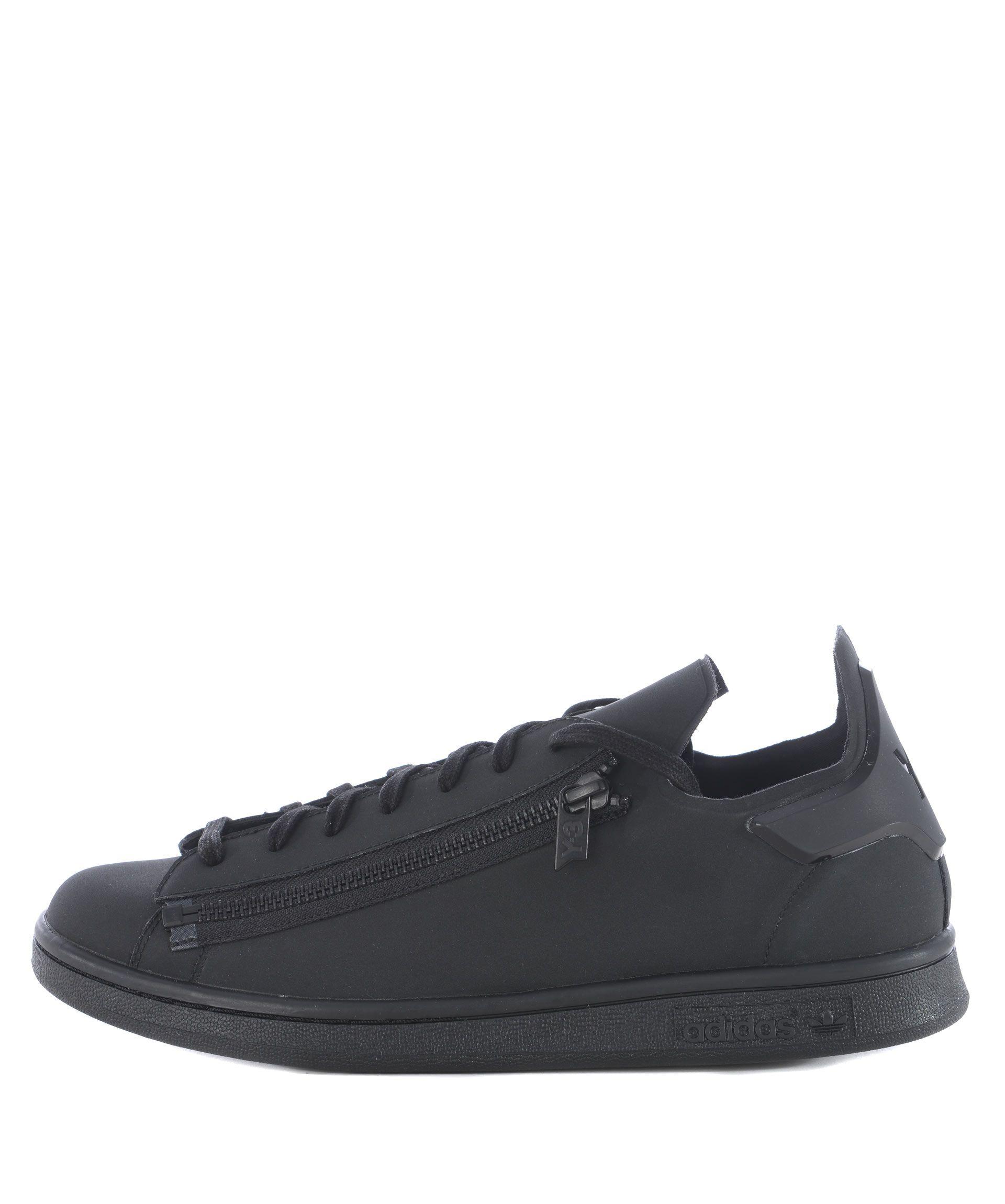 ed39ea479 Y-3 Stan Zip Sneakers In Nero