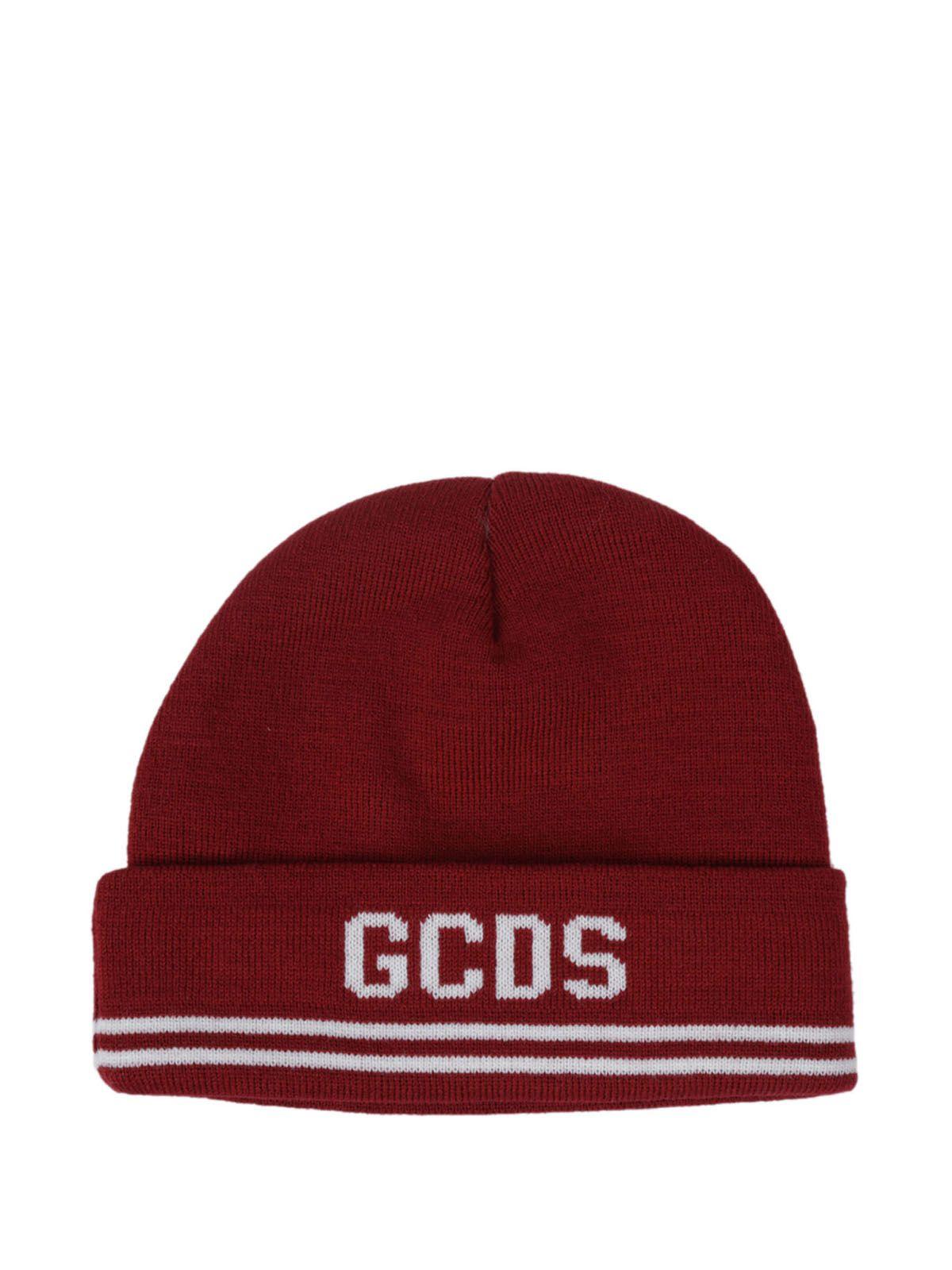 Gcds Stripe Logo Hat