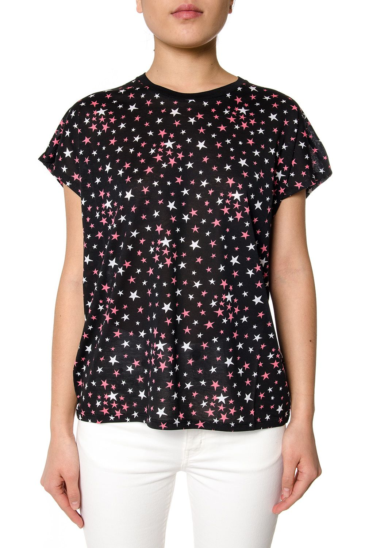Saint Laurent Stars Print T-shirt