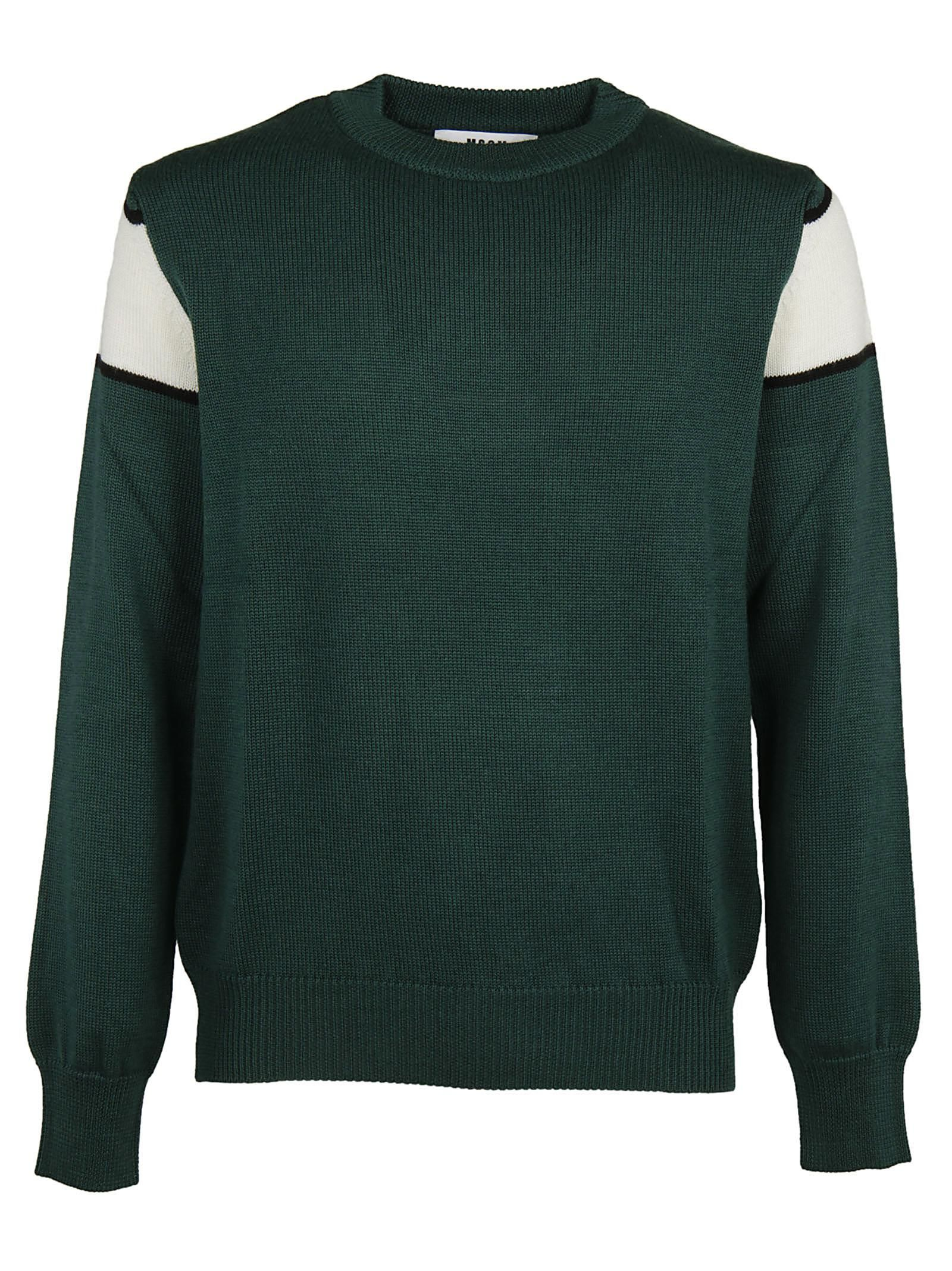 Msgm Intarsia Sweater