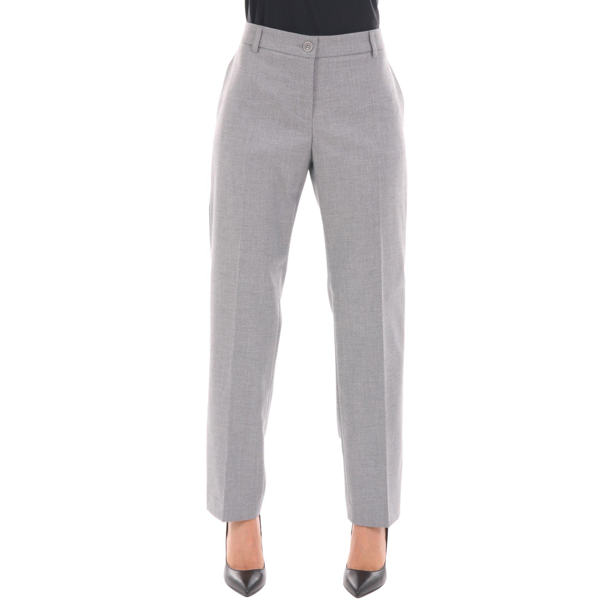 Blugirl Viscose Blend Trousers