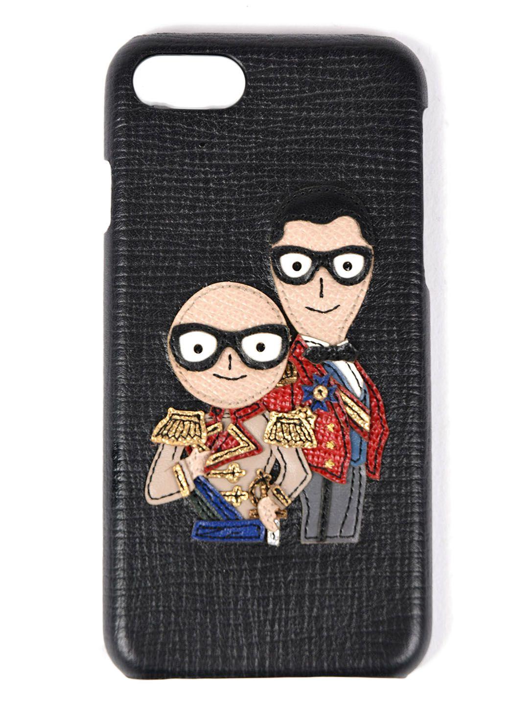 Dolce & Gabbana Dolce & Gabbana Designers Patch Iphone 7 Case