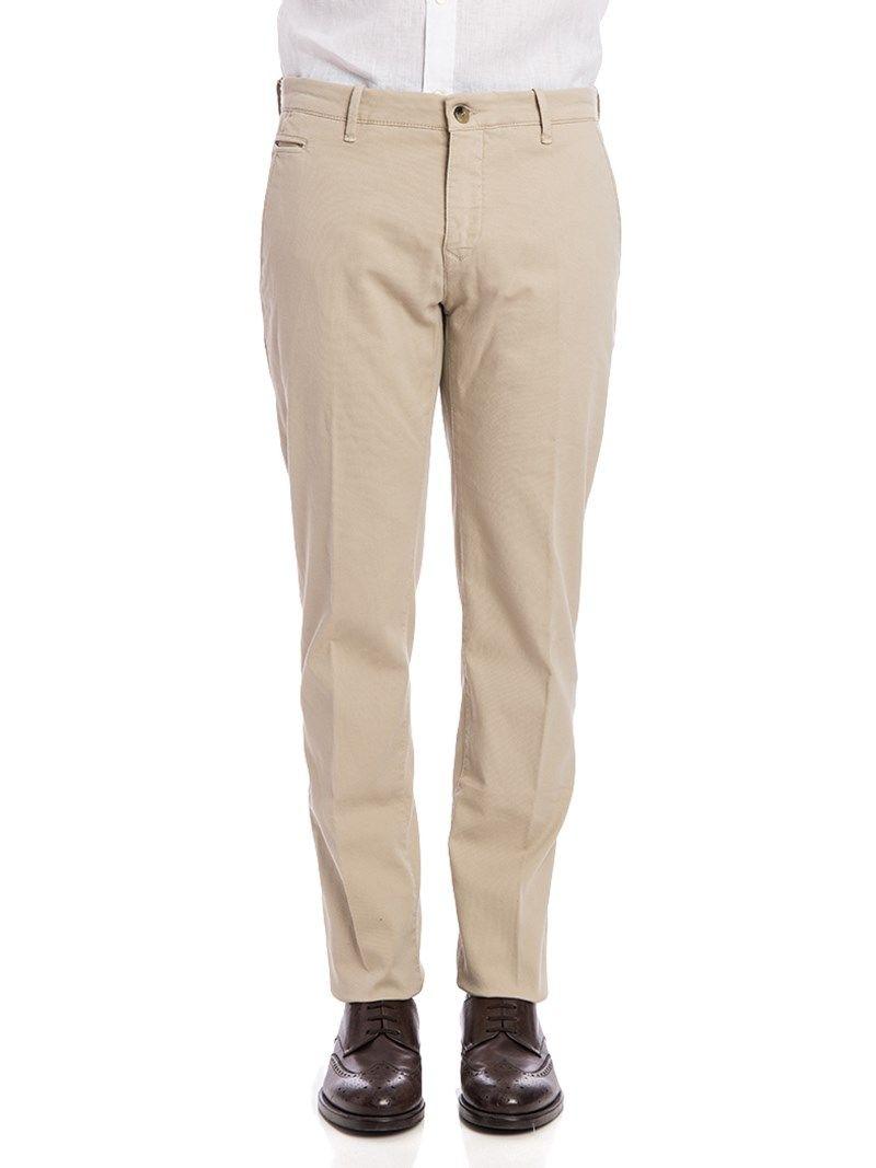 Jacob Cohen Cotton Trousers