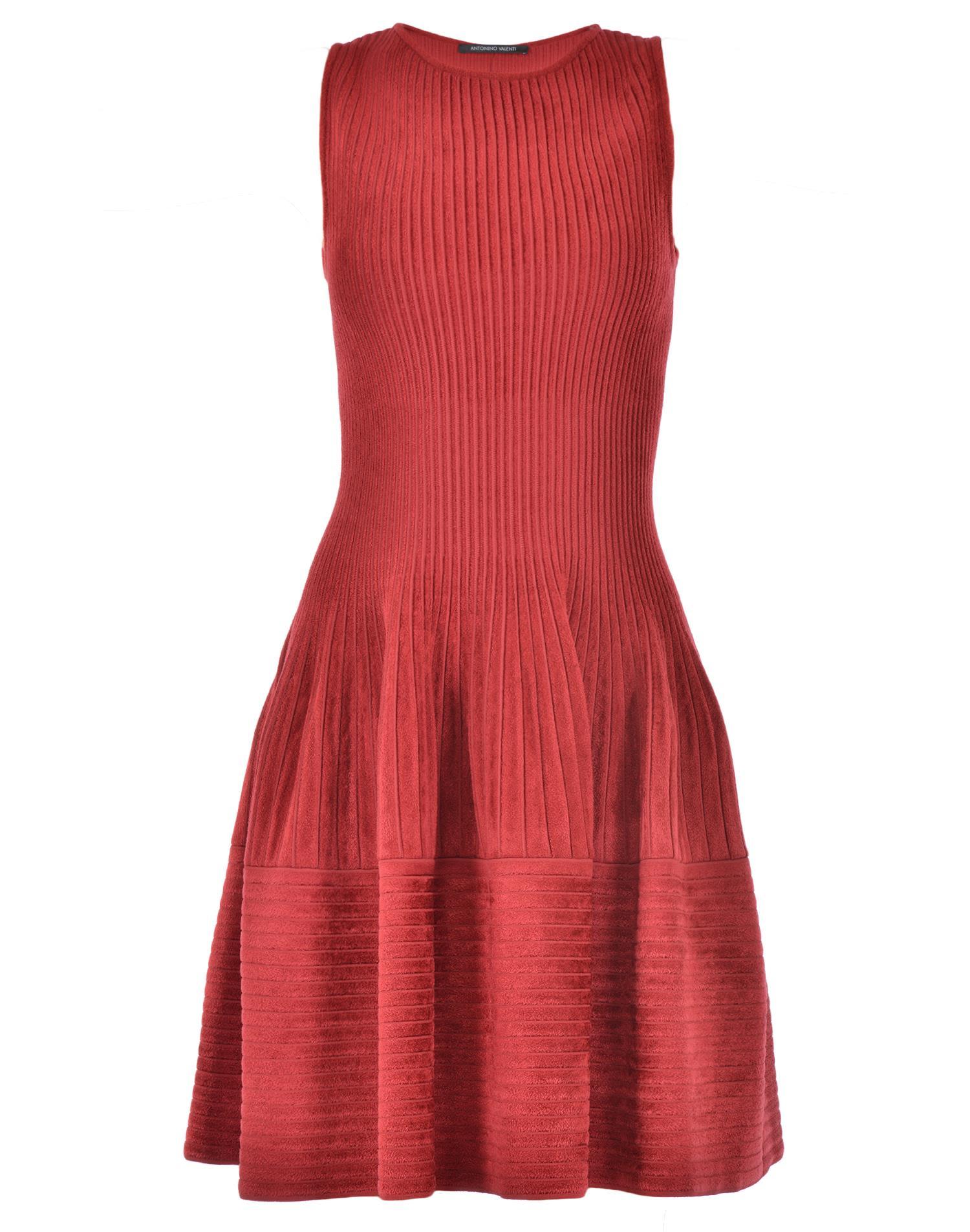 Antonino Valenti Ribbed Dress