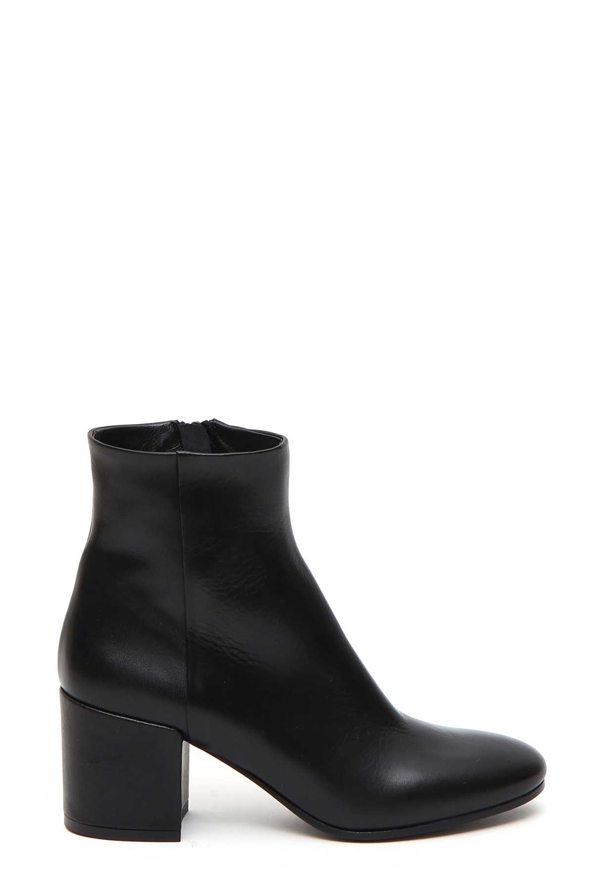 Strategia Strategia Leather Ankle Boots