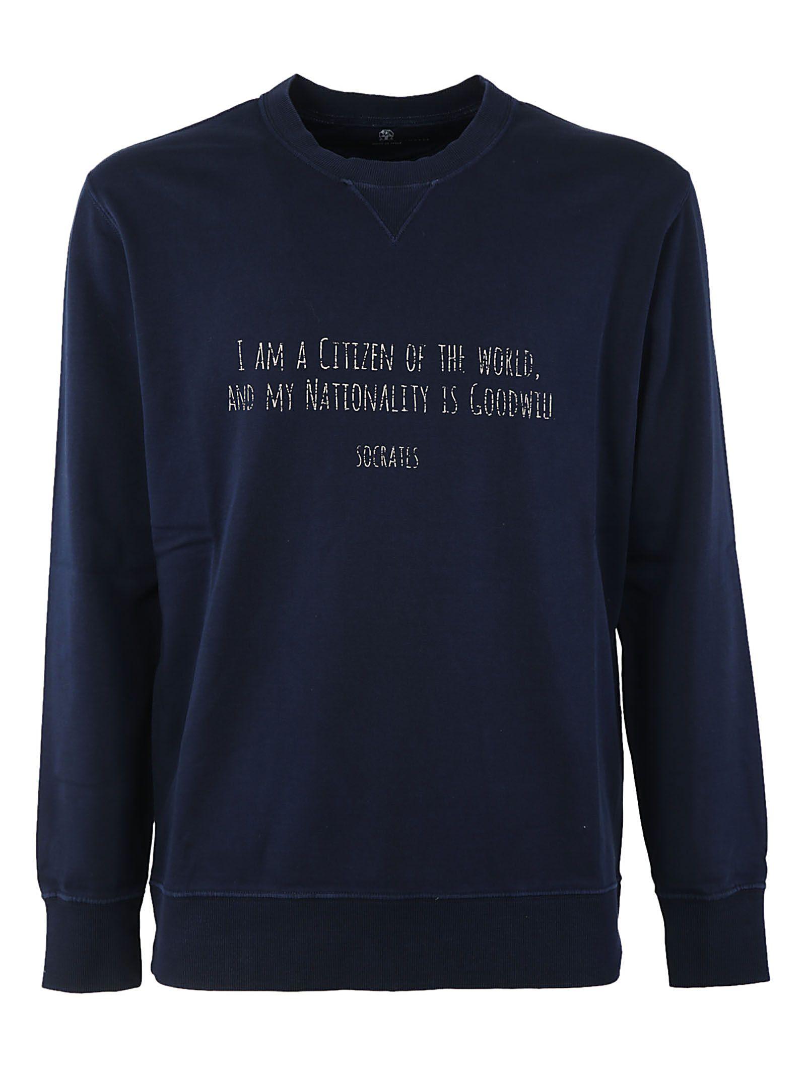 Brunello Cucinelli Printed Sweatshirt