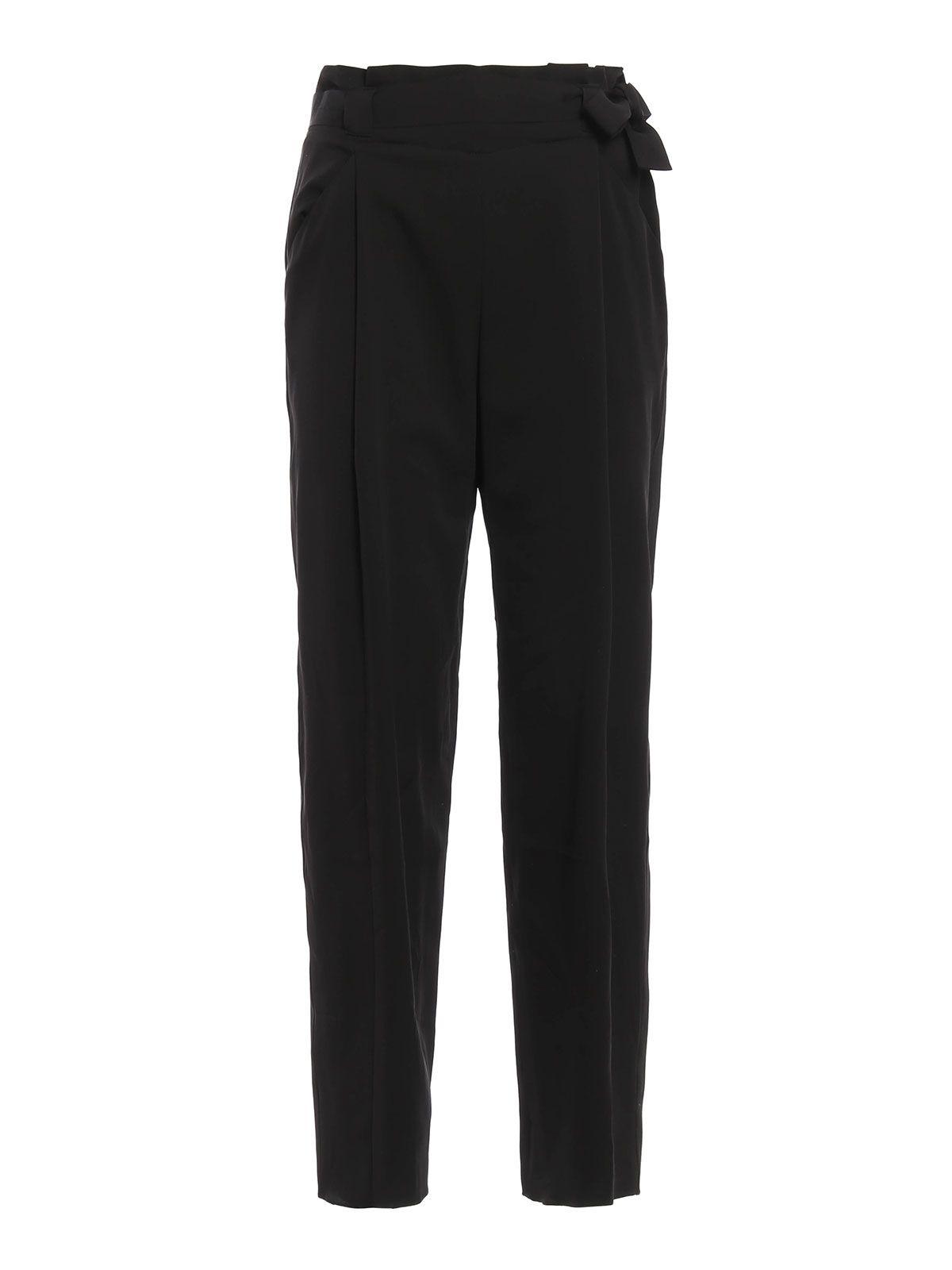 Armani Collezioni Cropped Trousers