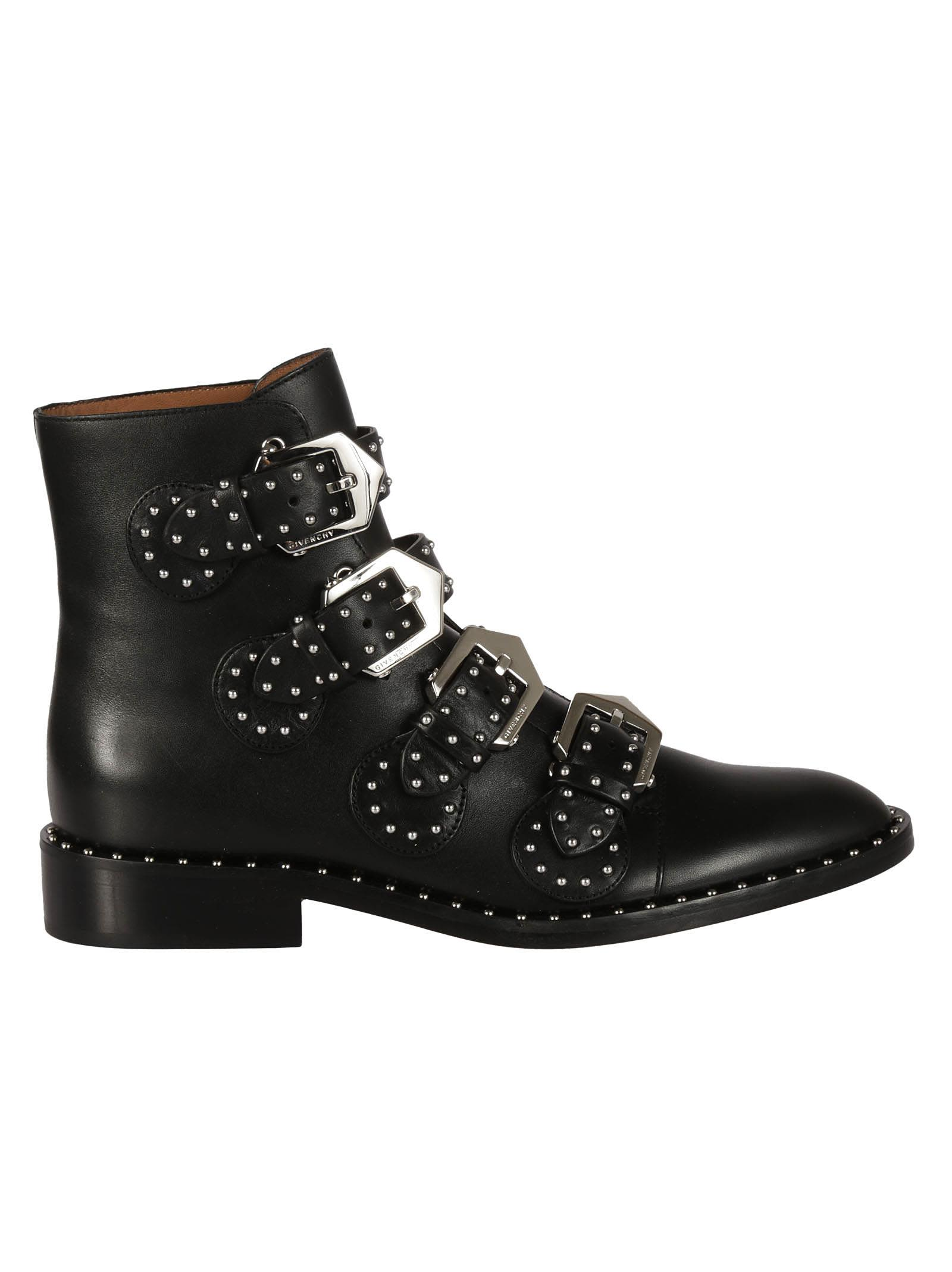 Givenchy Pure Biker Boots