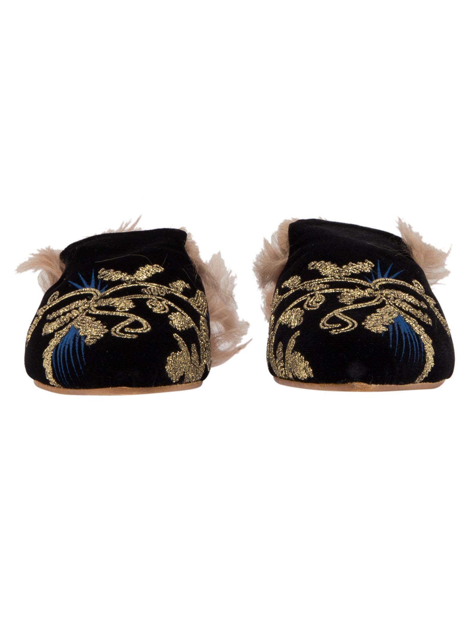 Slippers Gia Couture