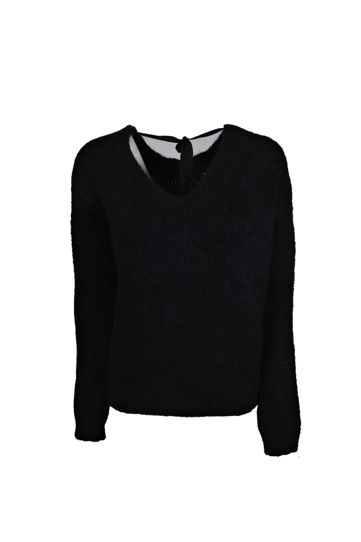 Forte Forte Open Back Sweater