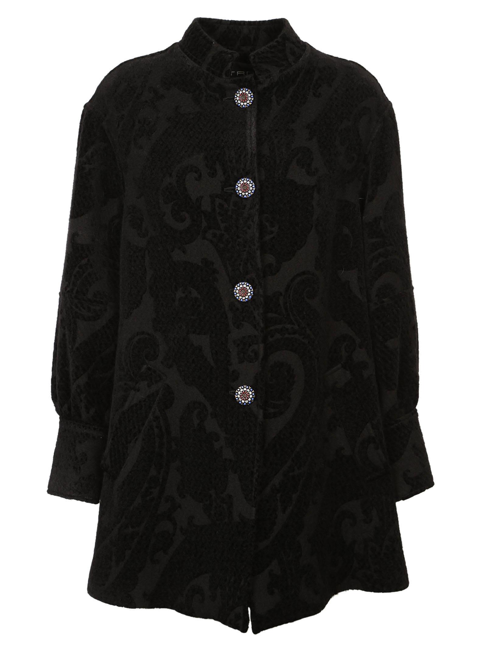Etro Jacquard Coat