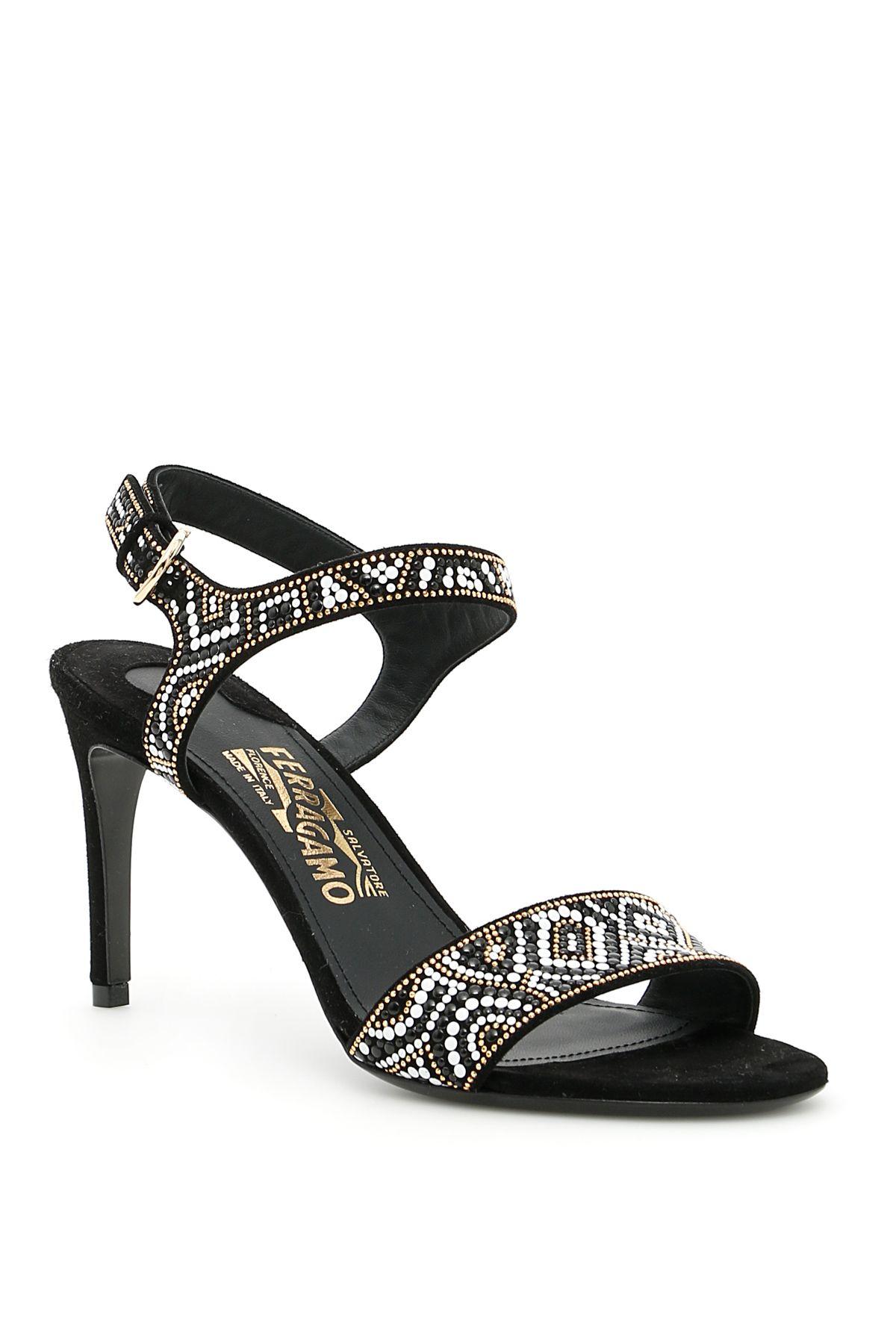 Ella Mosaic Sandals