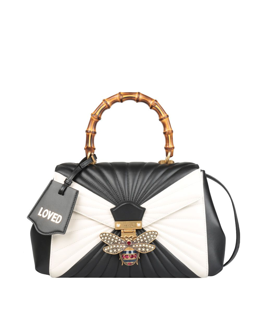 Gucci Queen Margaret Leather Bag