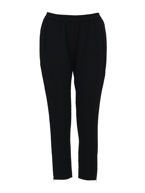 Stella McCartney Black Trousers With Zip