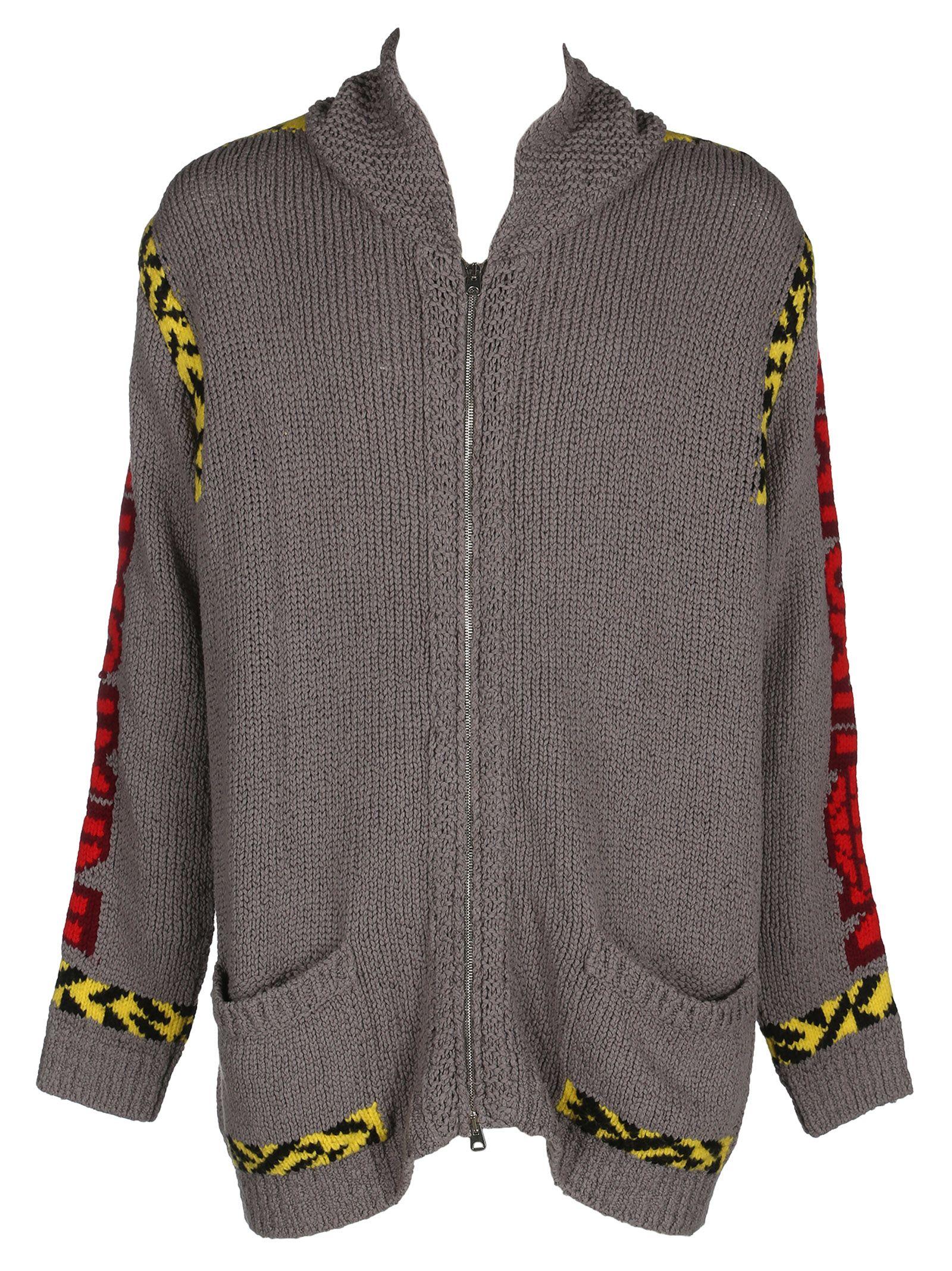 Stella Mccartney Embroidered Zipped Sweater