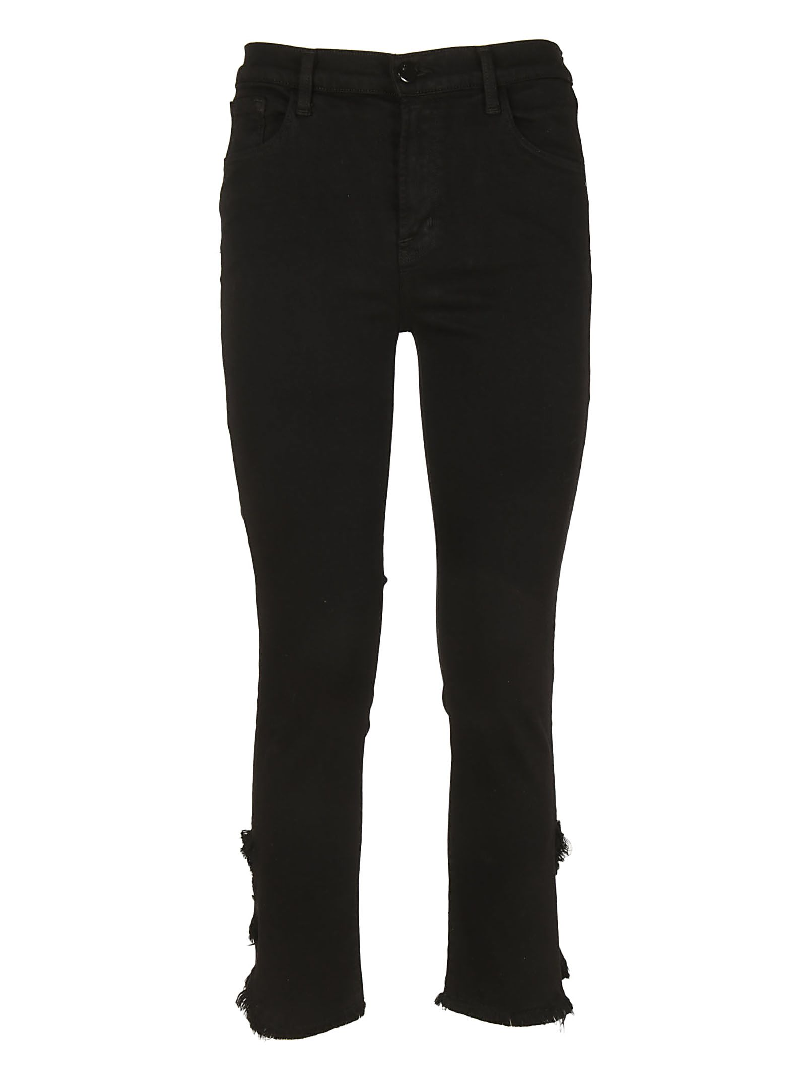 J Brand J Brand Distressed Trousers