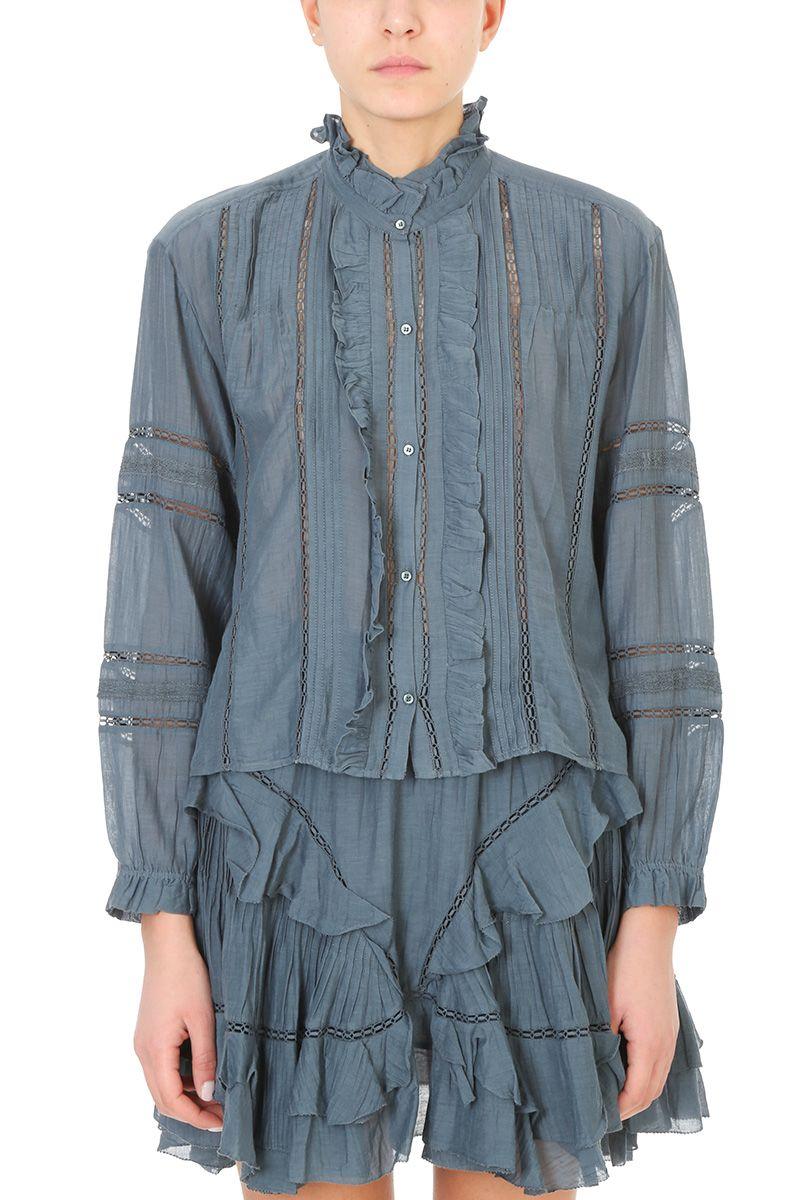 Isabel Marant Etoile Valda Shirt