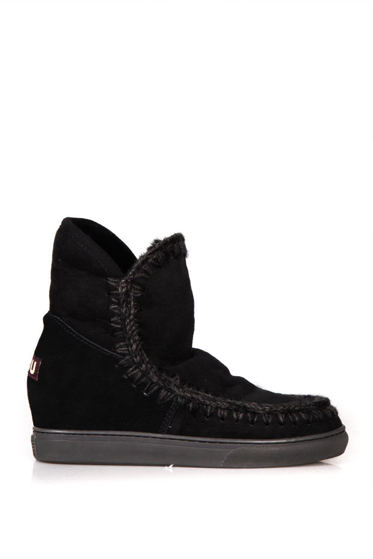 Mou 70mm Eskimo Shearling Boots