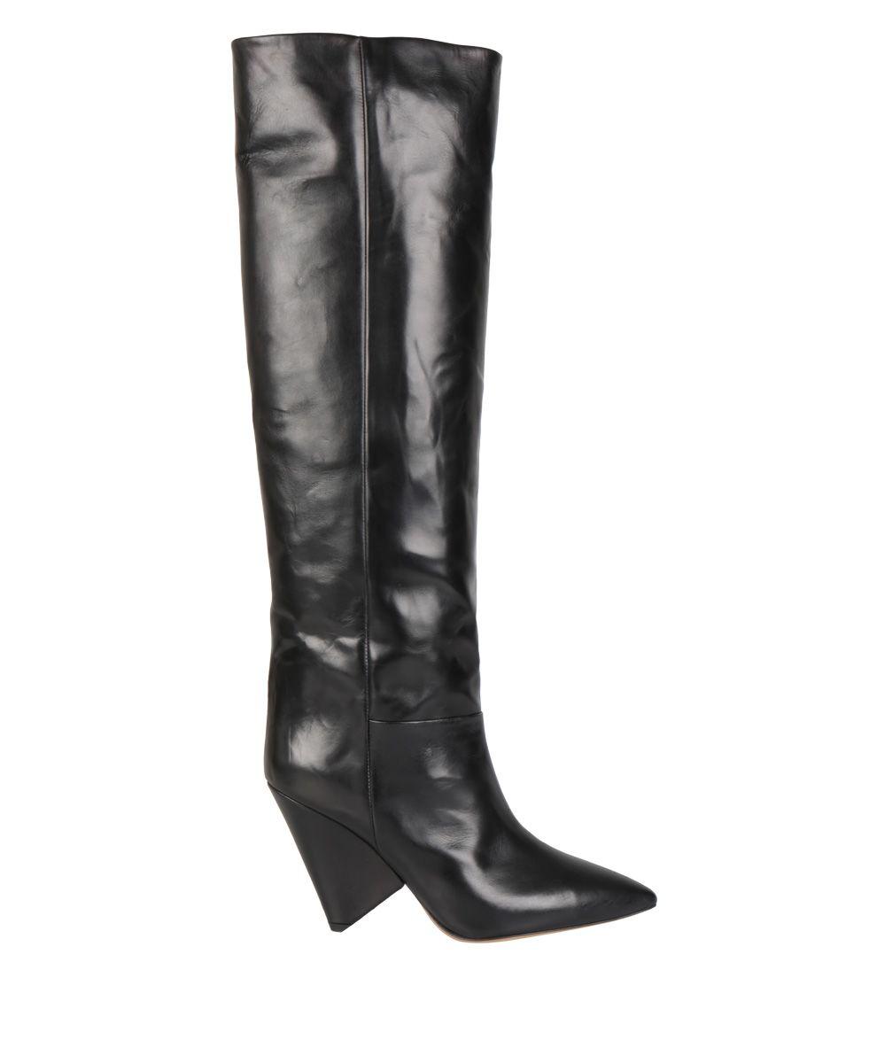 Isabel Marant Lokyo Leather Boots