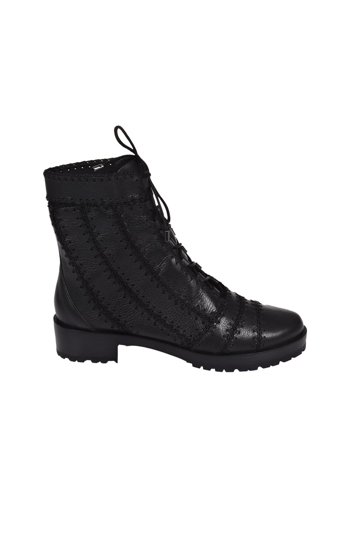 Alexandre Birman Regina Combat Shoes