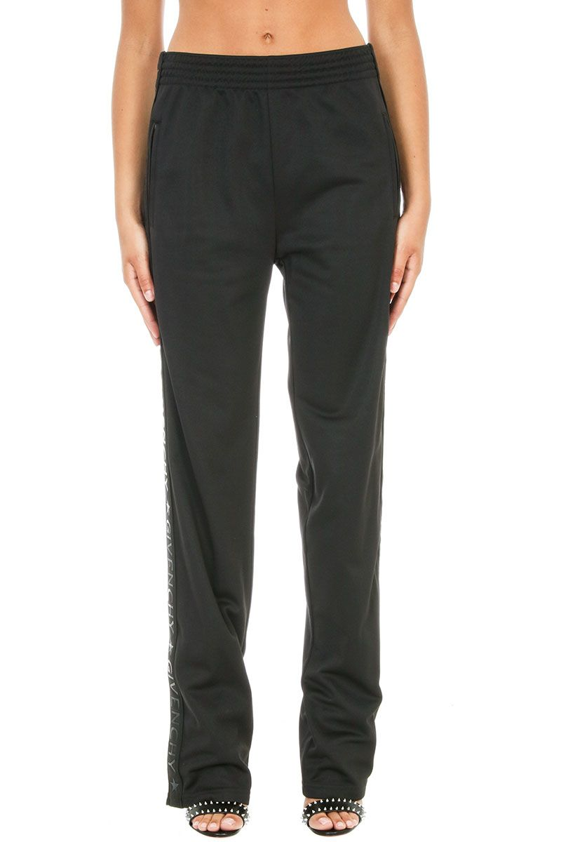 Givenchy Logo Stripes Trousers