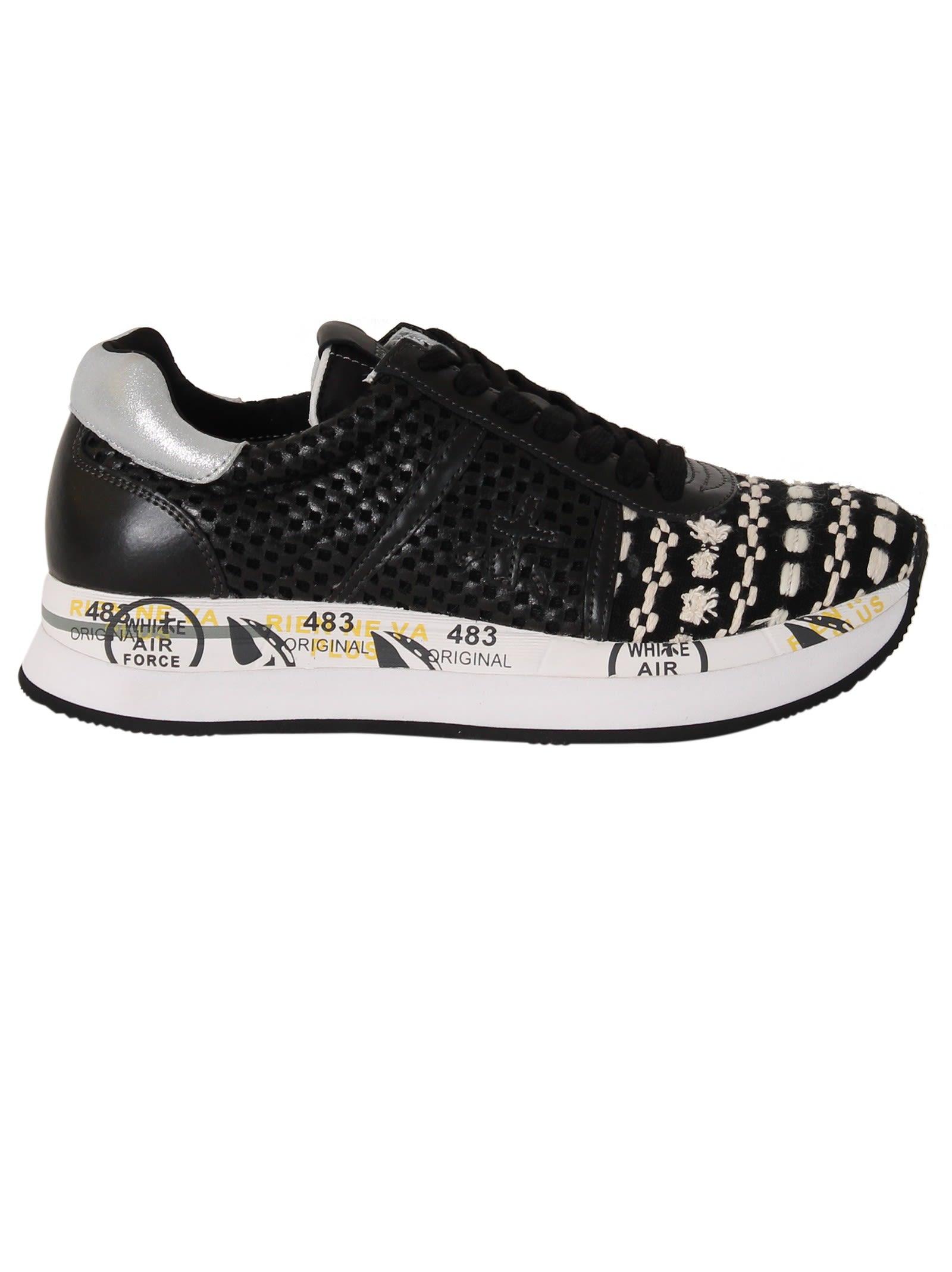 Mix Materials Conny Sneakers