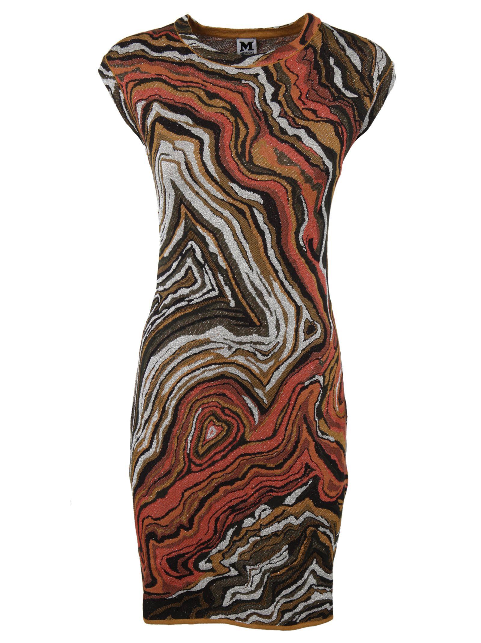 Missoni Abstract Print Dress