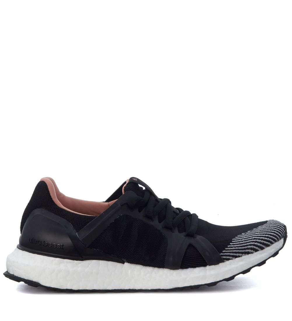 Sneaker Adidas By Stella Mccartney Ultra Boost Nero E Rosa.