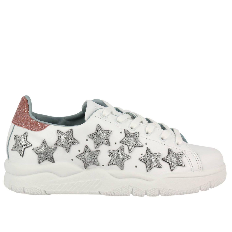 Sneakers Shoes Women Chiara Ferragni