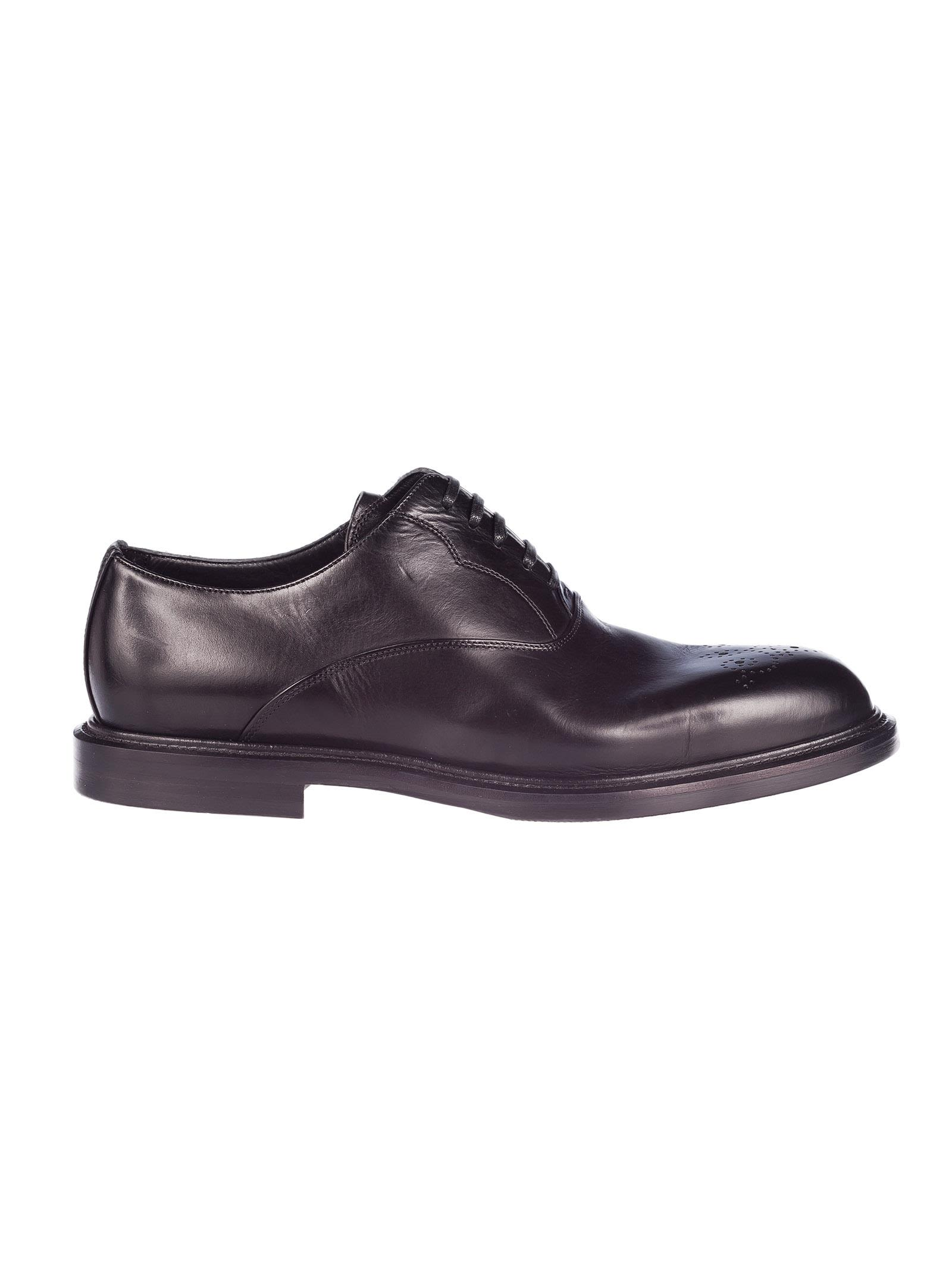 Dolce & Gabbana Leather Lace-up Brogues