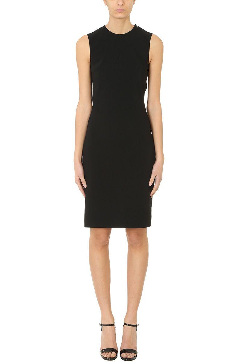 Givenchy Sleeveless Short Dress