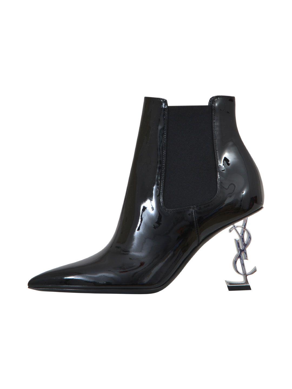 Saint Laurent 8,5cm Opium Boots