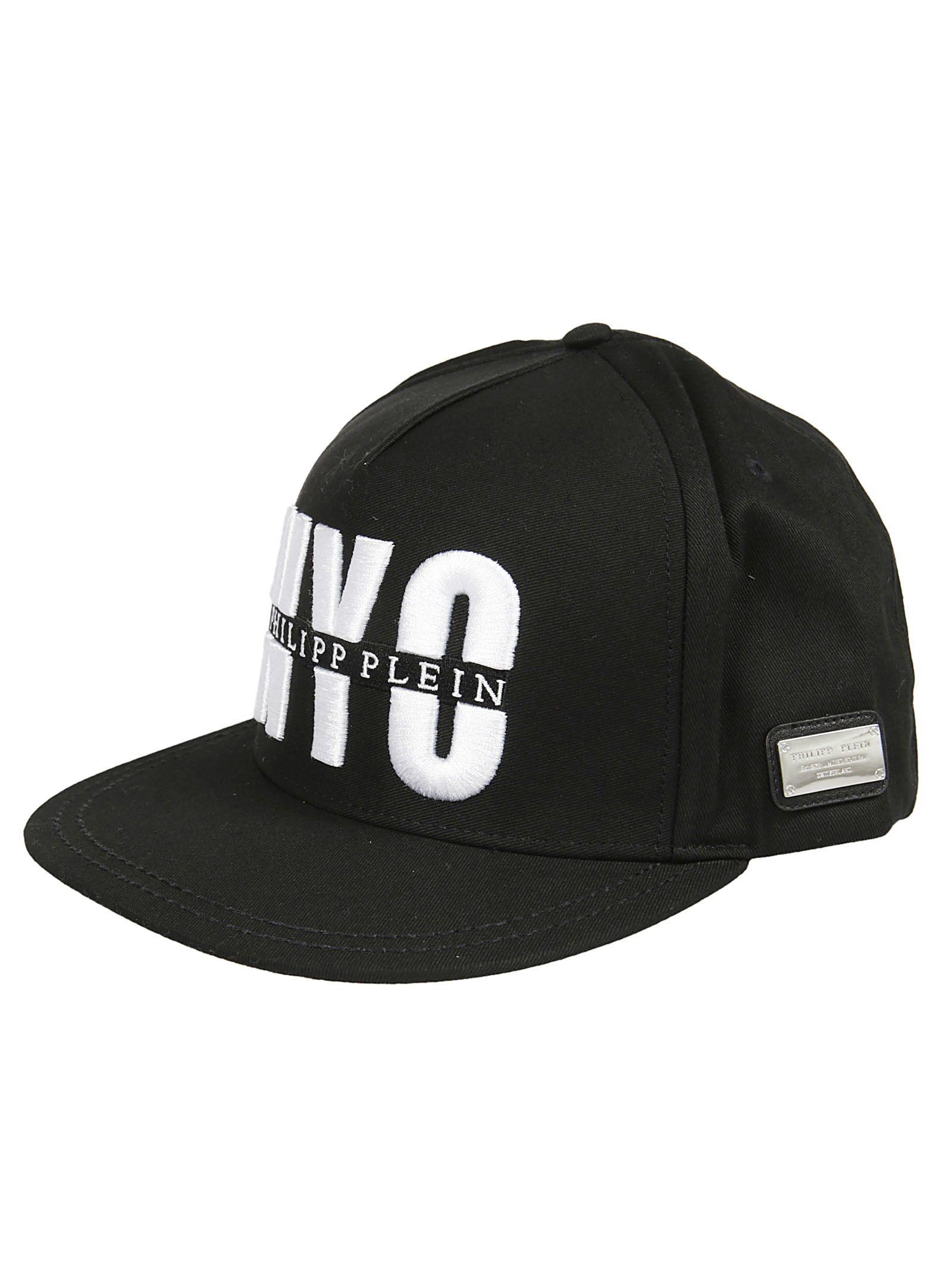 philipp plein philipp plein jamal baseball cap black men 39 s hats italist. Black Bedroom Furniture Sets. Home Design Ideas
