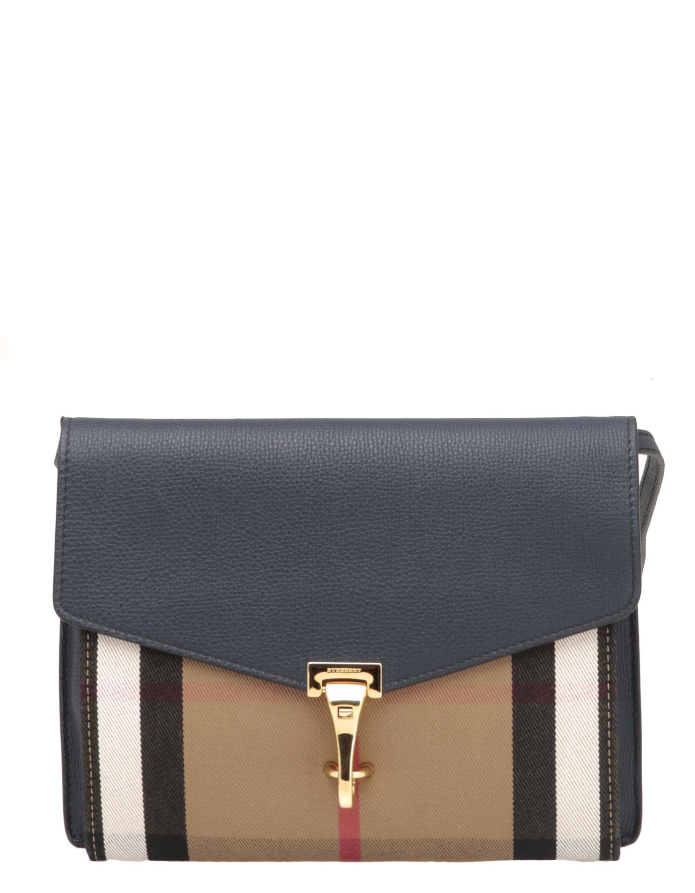 Burberry Grainy Leather Bag