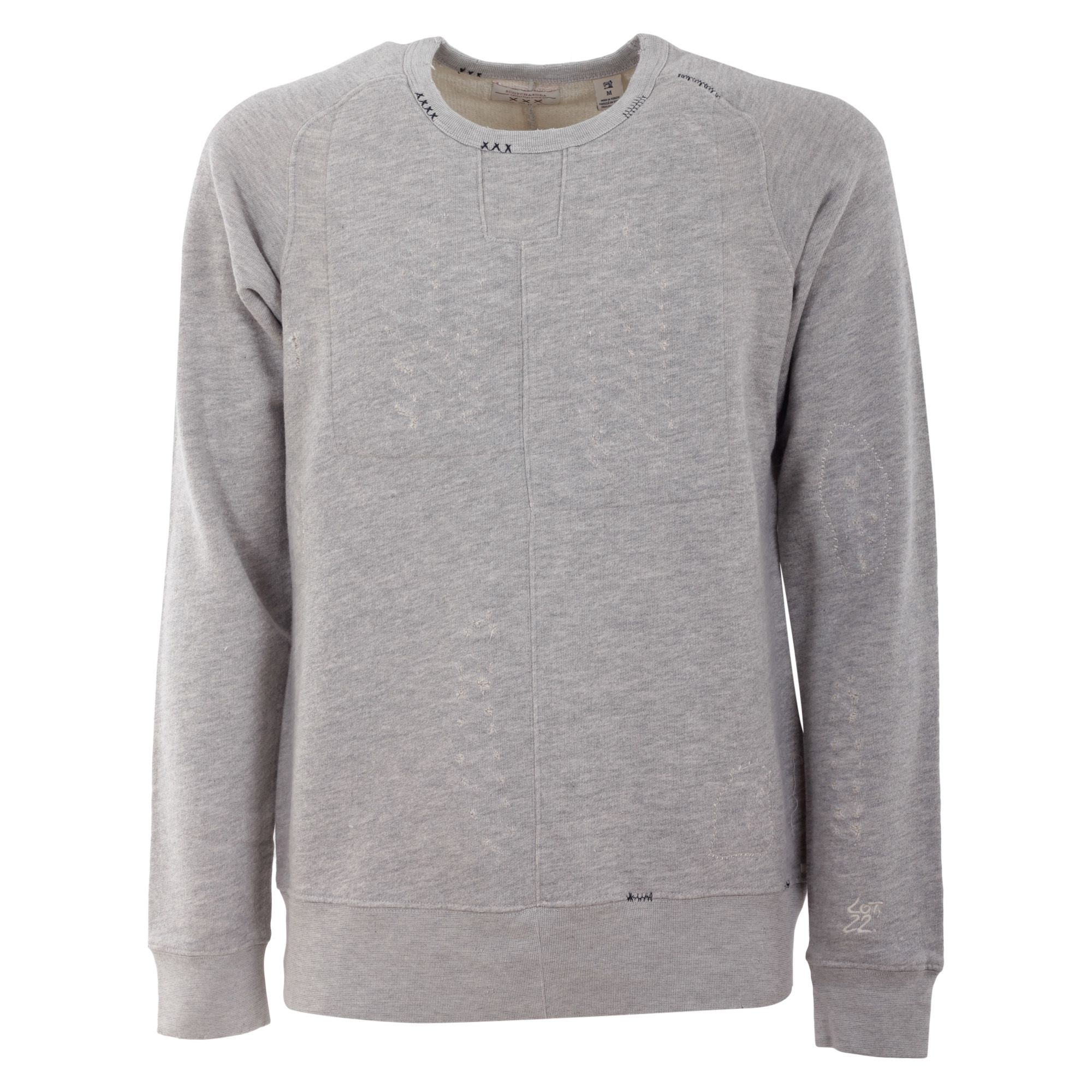 Scotch & soda Cotton Sweatshirt