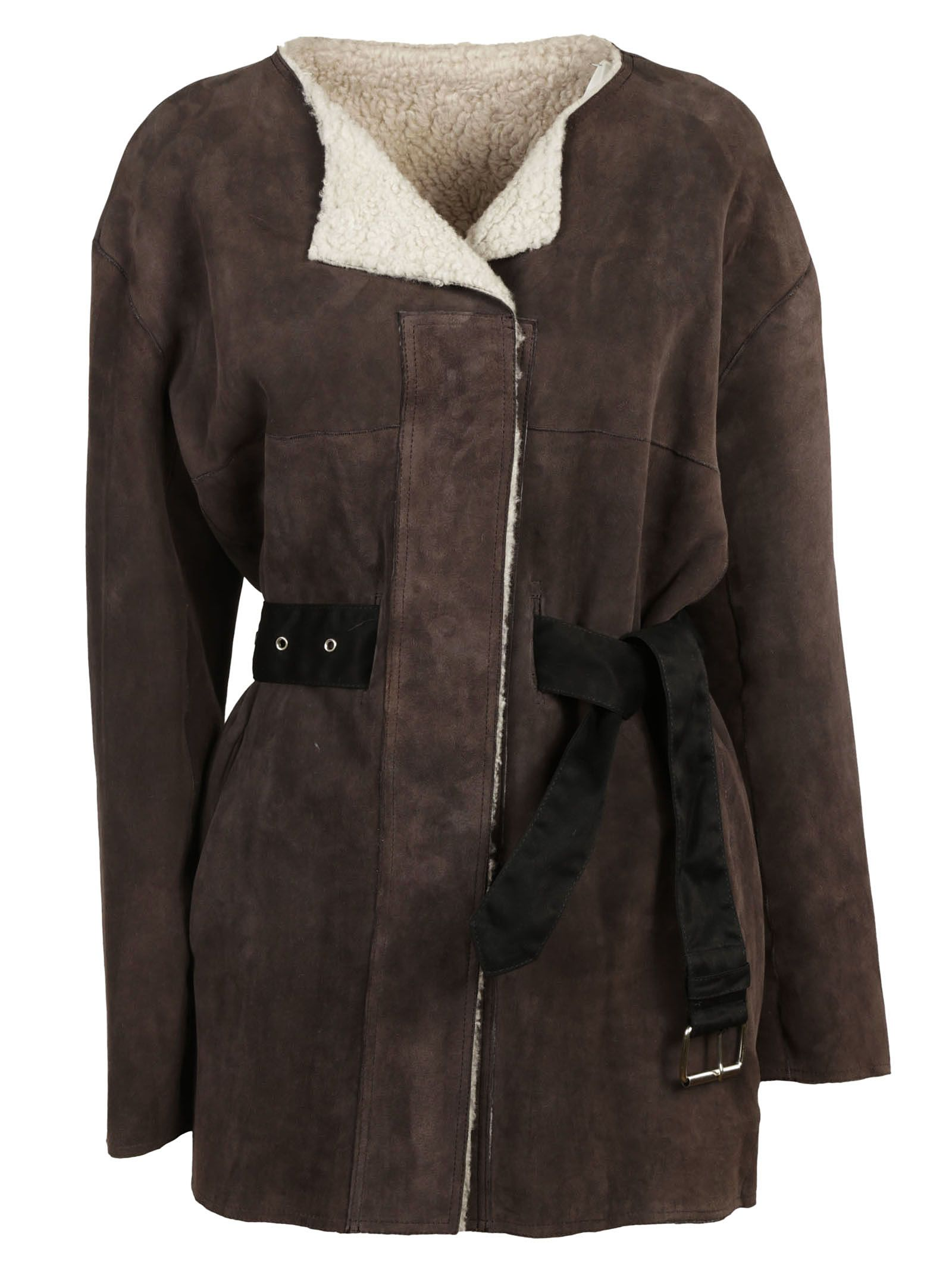 Isabel Marant Alison Reversible Coat