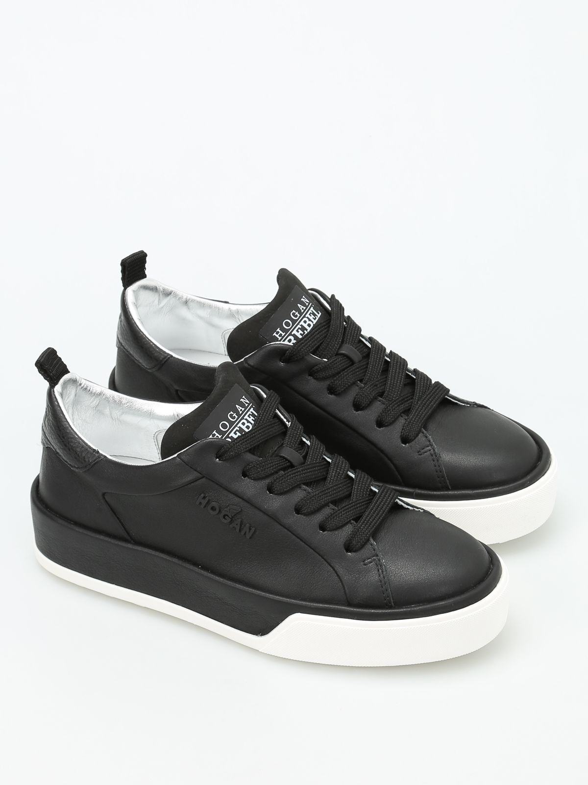 R320 Leather Sneakers