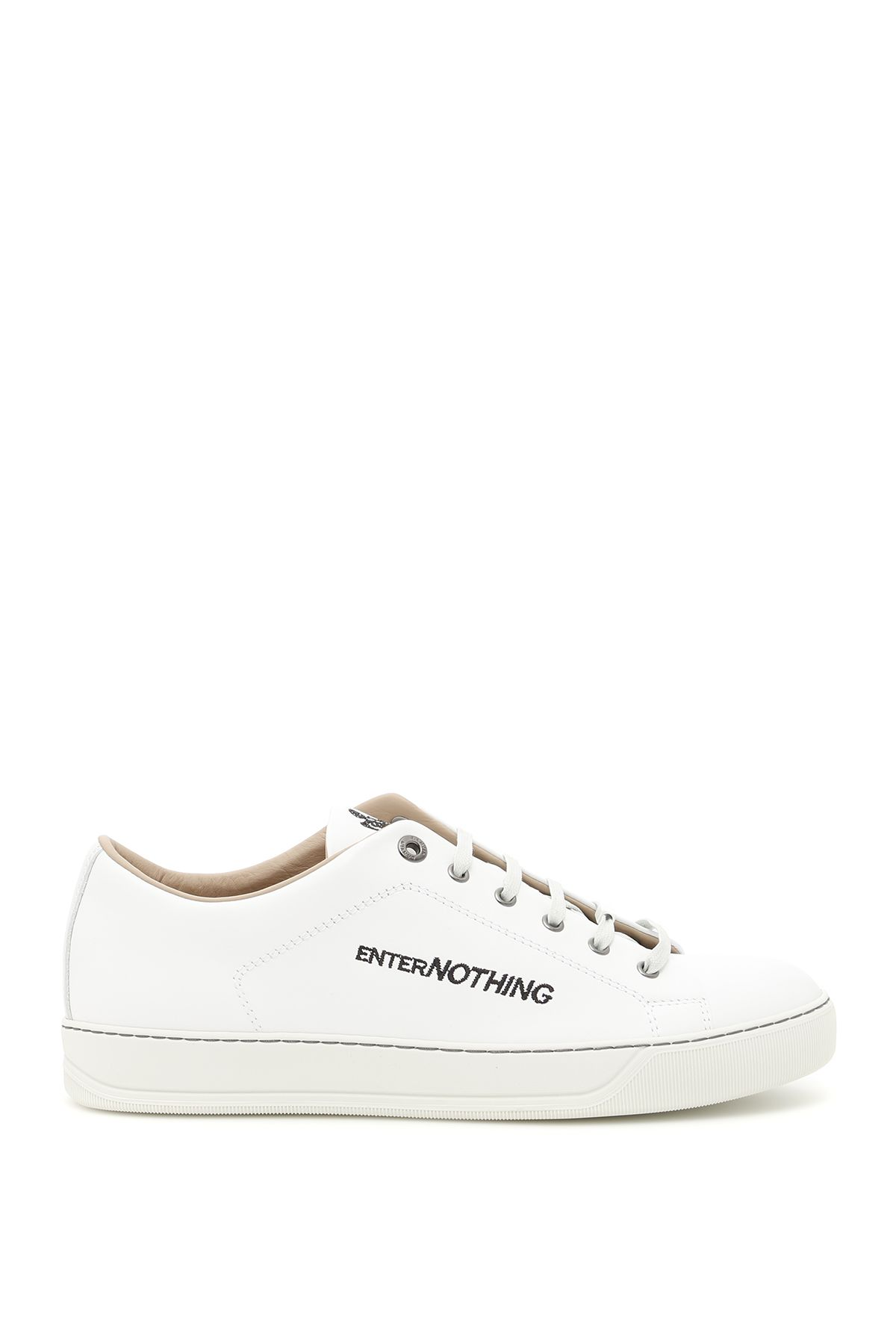 Embroidered Low Top Sneakers
