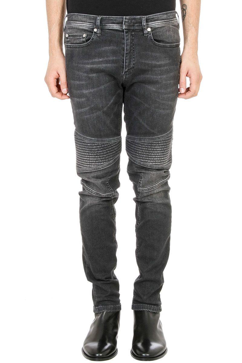 Neil Barrett Stonewashed Jeans