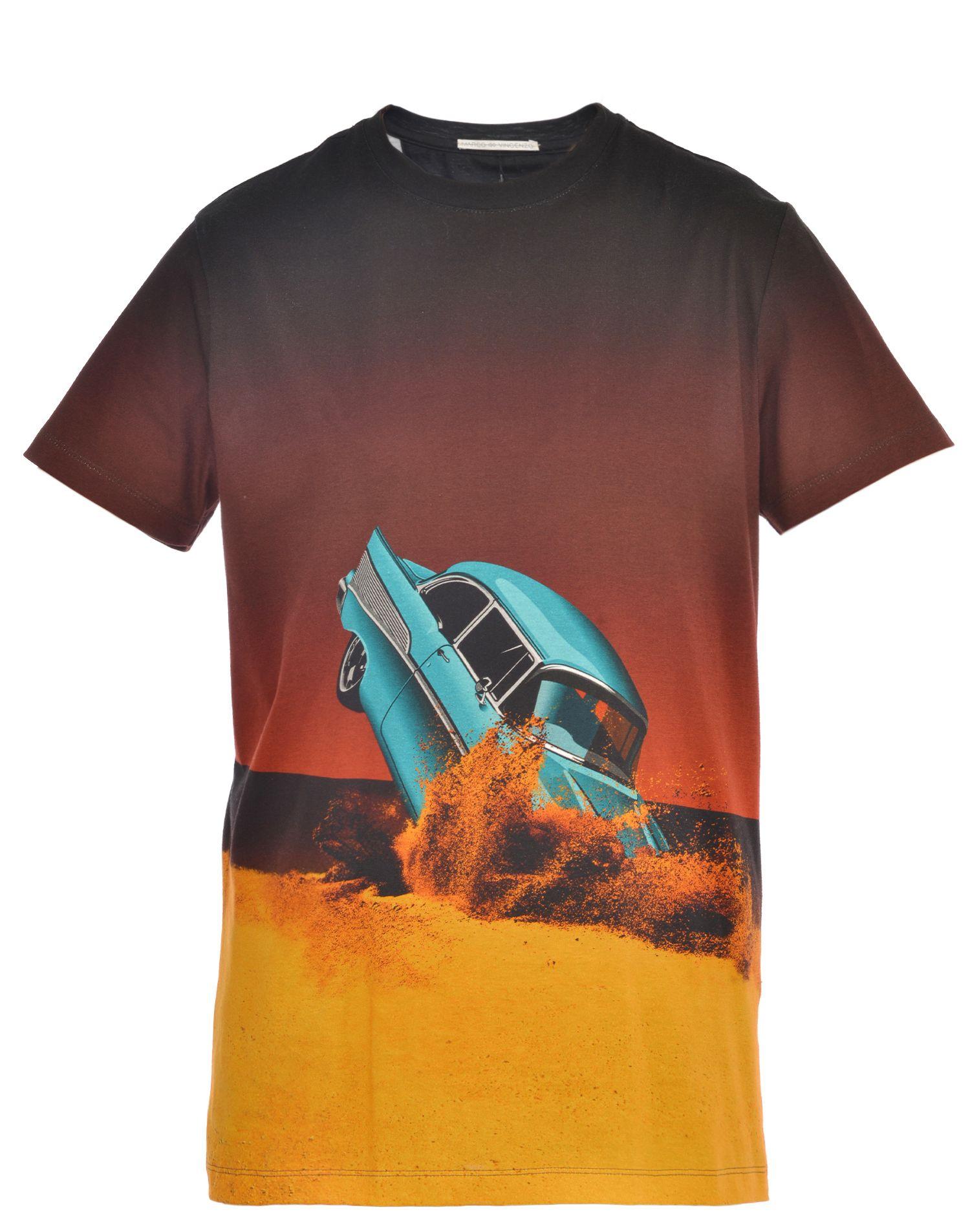 Marco de Vincenzo Cotton T-shirt