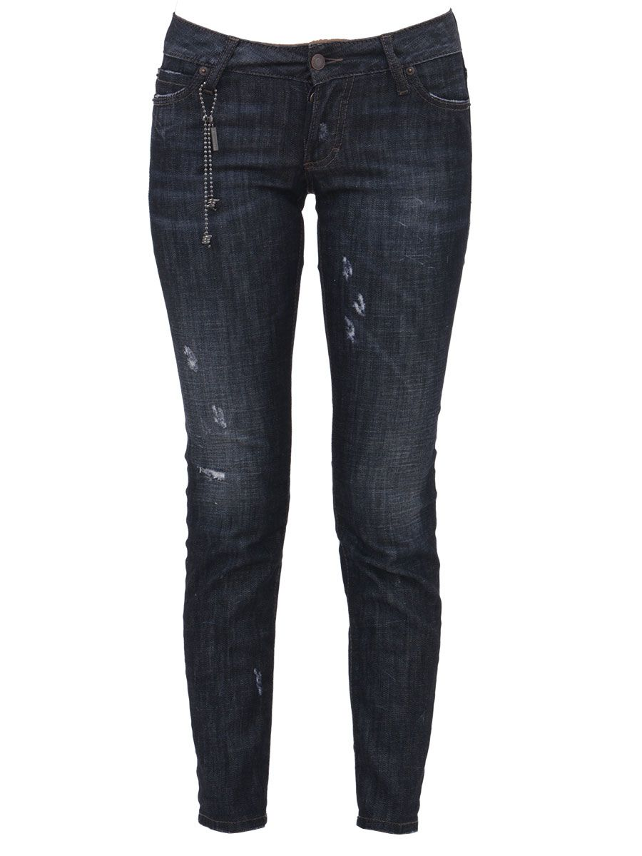 Dsquared2 Jennifer Distressed Jeans