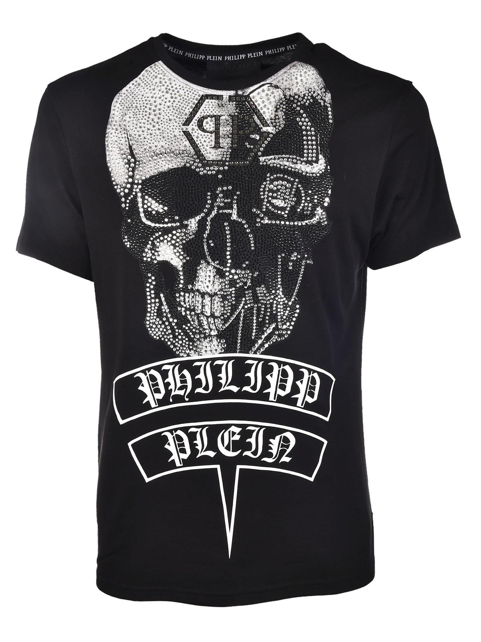 Philipp Plein Utako Hotfix T-shirt