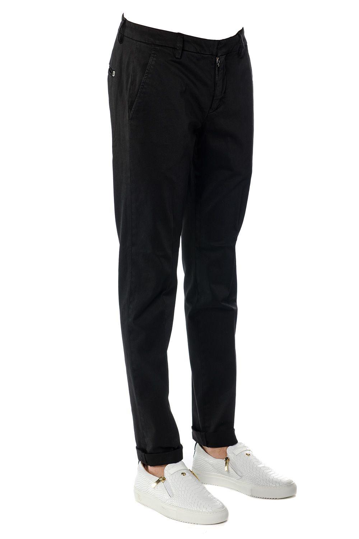 Dondup Gaubert Stretch Cotton Trousers